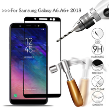 Tempered Glass For Samsung Galaxy A6 2018 A600FN SM-A600F Screen Protector For