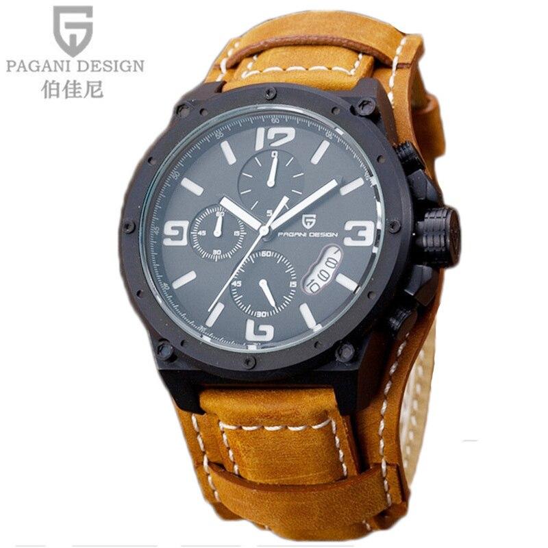 Pagani Design Outdoors / Military Men's Watch