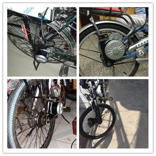High Quality electric motors for bikes