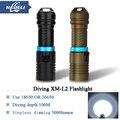 Cree xm-l2 мощный дайвинг светодиодный фонарик xml l2 archon Охота Прожектор аккумуляторная факел 18650 ИЛИ 26650 батареи