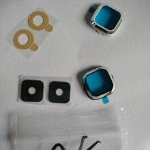 50Pcs Black and White Original New Camera Lens Ring Cover For Galaxy A5 A500 SM A500