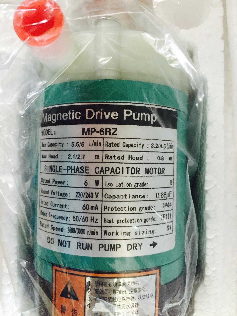 MP-6RZ 220V AC Power Plastic Acid Resistance 220V Magnetic Drive Water PumpMP-6RZ 220V AC Power Plastic Acid Resistance 220V Magnetic Drive Water Pump