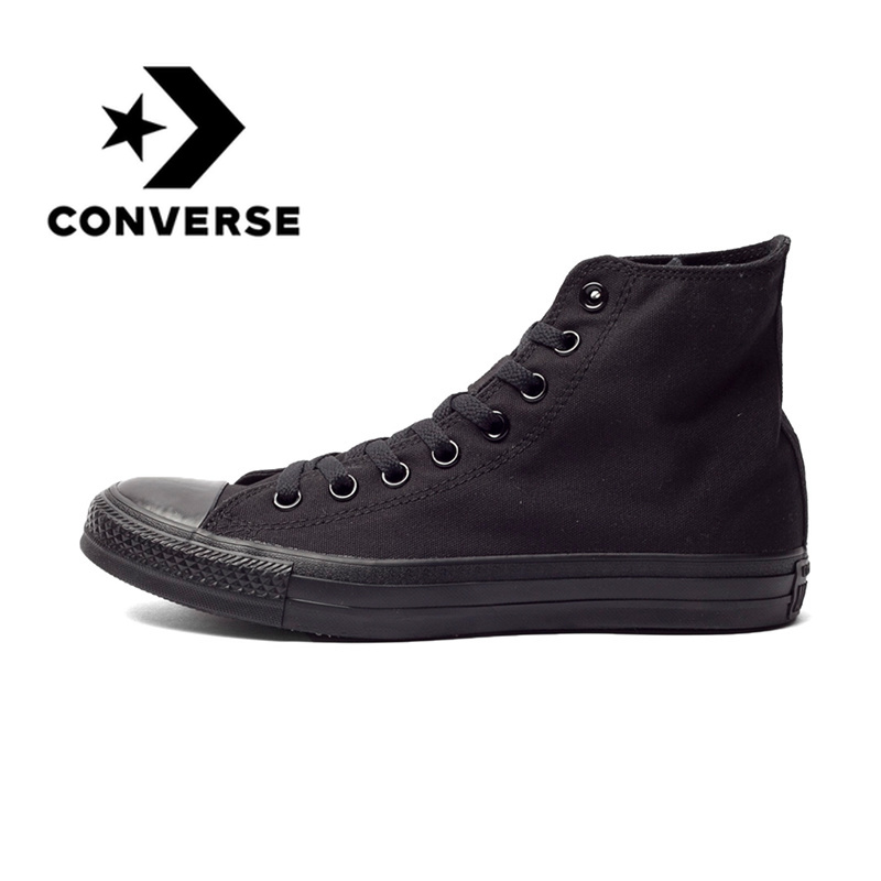 53465060439839 Original CONVERSE Mens and Womens Classic Taylor High-top Lace-up Canvas  Comfortable Leisure