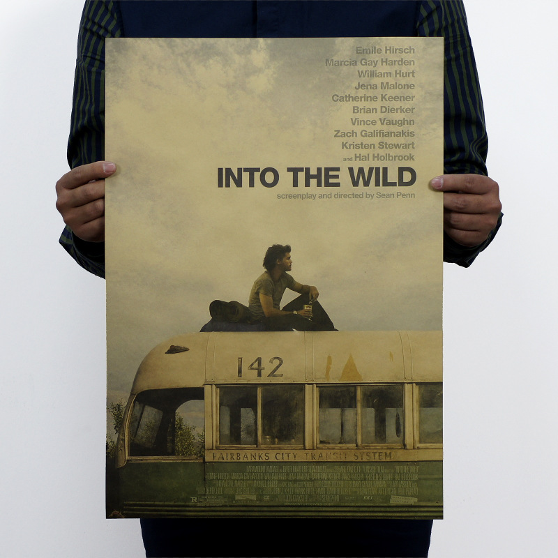 essay on into the wild film Read film into the wild free essay and over 87,000 other research documents film into the wild the film into the wild, an adaptation directed by sean penn of the.