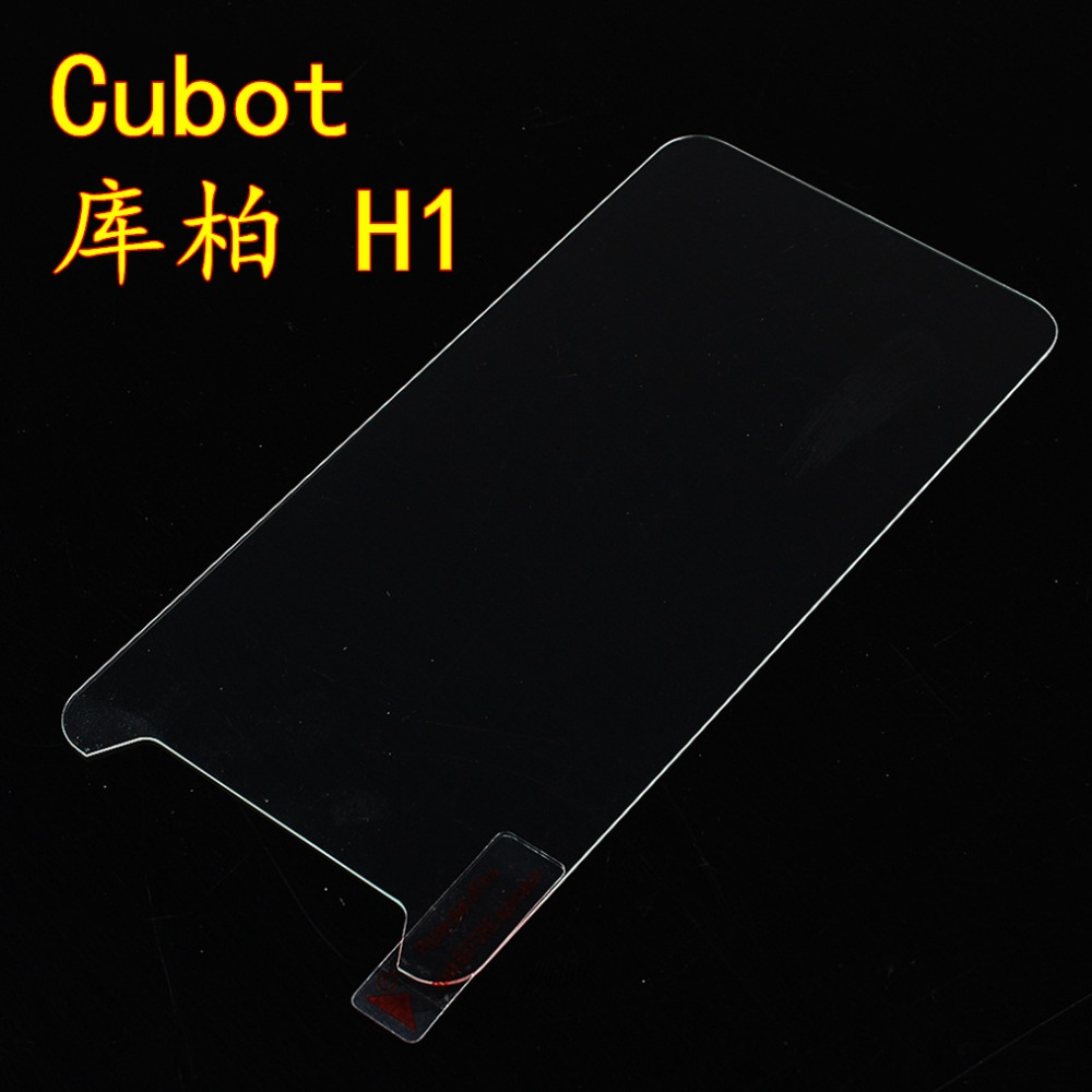 Cubot H1 Tempered Glass Screen Protector 2.5 9h Safety Protective Film on Cubet H 1 5.5 inch Dual Sim