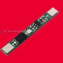 Одной строки 18650 батарея лития полимера защиты аккумулятора доска 3.7 В IC 2A 3A