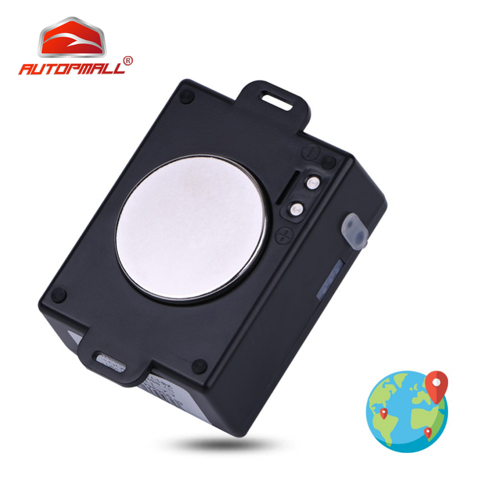Car GPS Tracker CCTR 800 Plus Vehicle LBS Locator 50 Days Standby Time Waterproof IP65 Strong