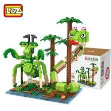 LOZ Mantis ego nero legoe star wars duplo lepin brick minifigures ninjago guns duplo farm castle super heroes playmobill