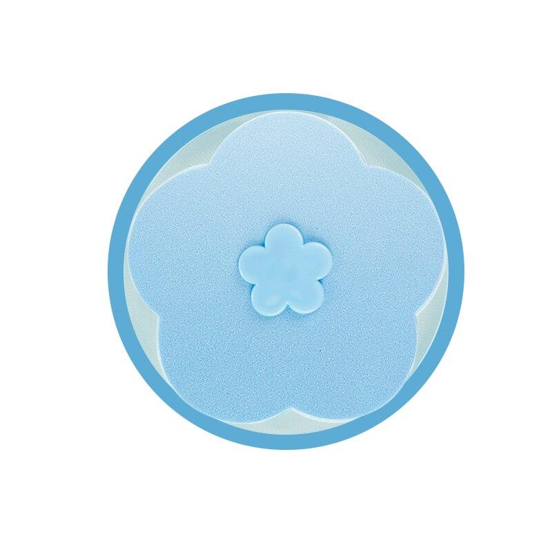 1 шт. сетчатый фильтр для стиральной машины устройство для удаления волос чистящий шар сетчатый мешок очиститель для белья - Тип аромата: blue