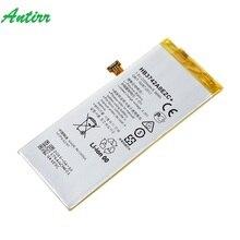 Для Huawei P8 Lite Замена Батареи Высокого Качества 3.8 В 2200 мАч Литий-Полимерный Аккумулятор Для Huawei Ascend P8 Lite HB3742A0EZC + #20