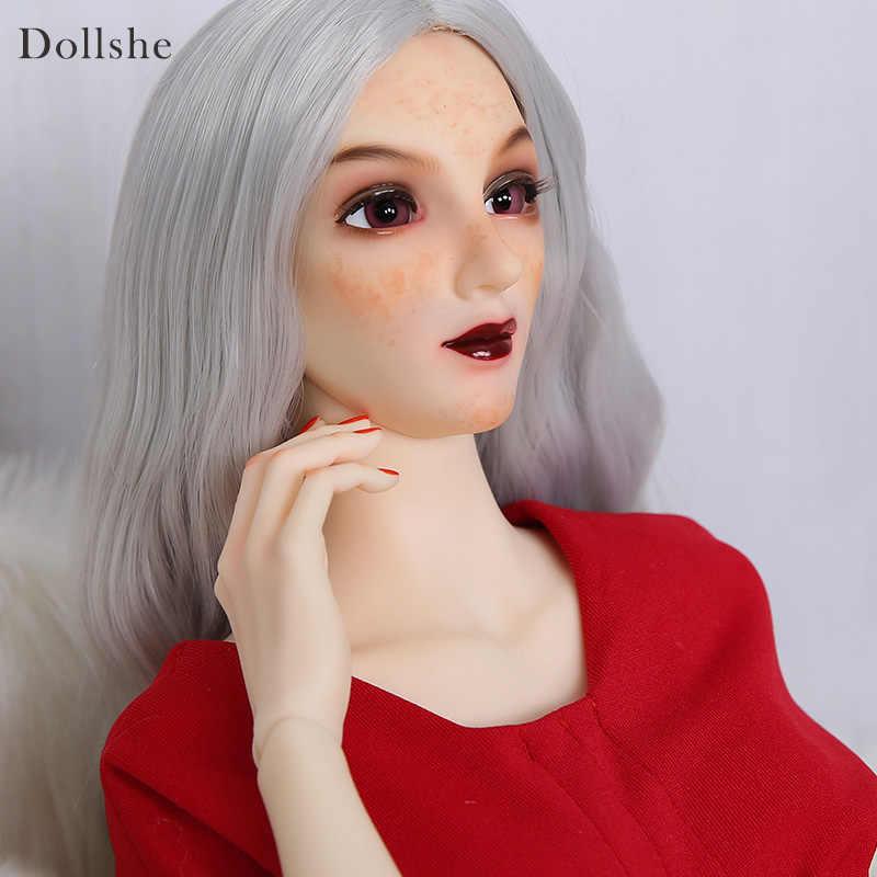 Dollshe ремесло DS Ausley Love 26F классическая мягкая bjd sd кукла 1/3 модель тела Мальчики oueneifs высокое качество игрушка Модный магазин