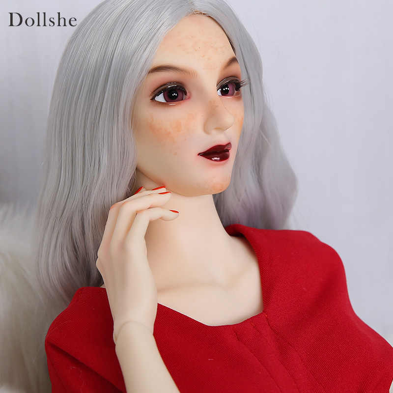 Dollshe craft DS Ausley любовь 26F Классический мягкий bjd sd кукла 1/3 модель тела обувь для мальчиков oueneifs высокое качество игрушки Fashioh магазин