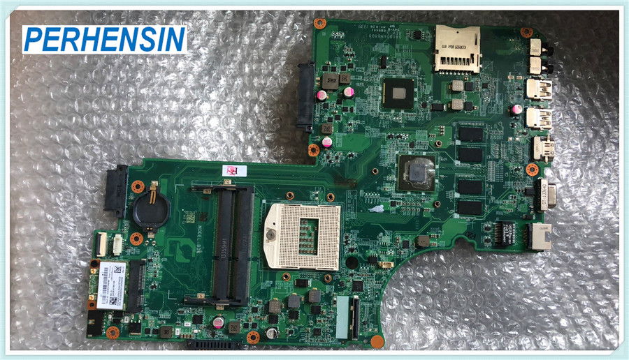 For toshiba satellite S70T S70 S75 laptop motherboard GT740M Mainboard DA0BD6MB8D0 A000243780 100 Work