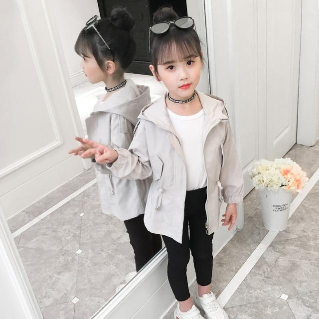 bc1aab55e JMFFY bebé niñas chaqueta de primavera de 2019 chaquetas chica abrigo niños  prendas de abrigo para niñas chaqueta niños ropa 4 -15