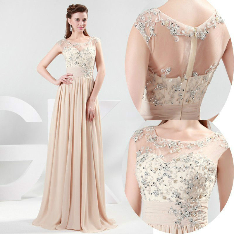 Neutral Colored Prom Dresses – Dresses for Woman