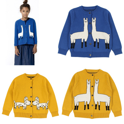 Sweet Family Alpaca Children's Clothing Sweaters 1