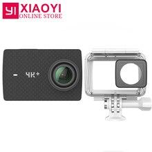 """Édition internationale Xiaoyi YI 4 K + Action Caméra Ambarella H2 4 K/60fps 12MP 2.19 """"BRUT 155 Degrés 4 K Plus Action Sport Caméra"""