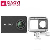 International Edition Xiaoyi YI 4K Action Camera Ambarella H2 4K 60fps 12MP 2 19 RAW 155