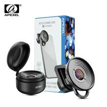 APEXEL HD 10X super macro lens Phone camera for iPhonex xs max Samsung s9 Xiaomi all smartphones dropshipping