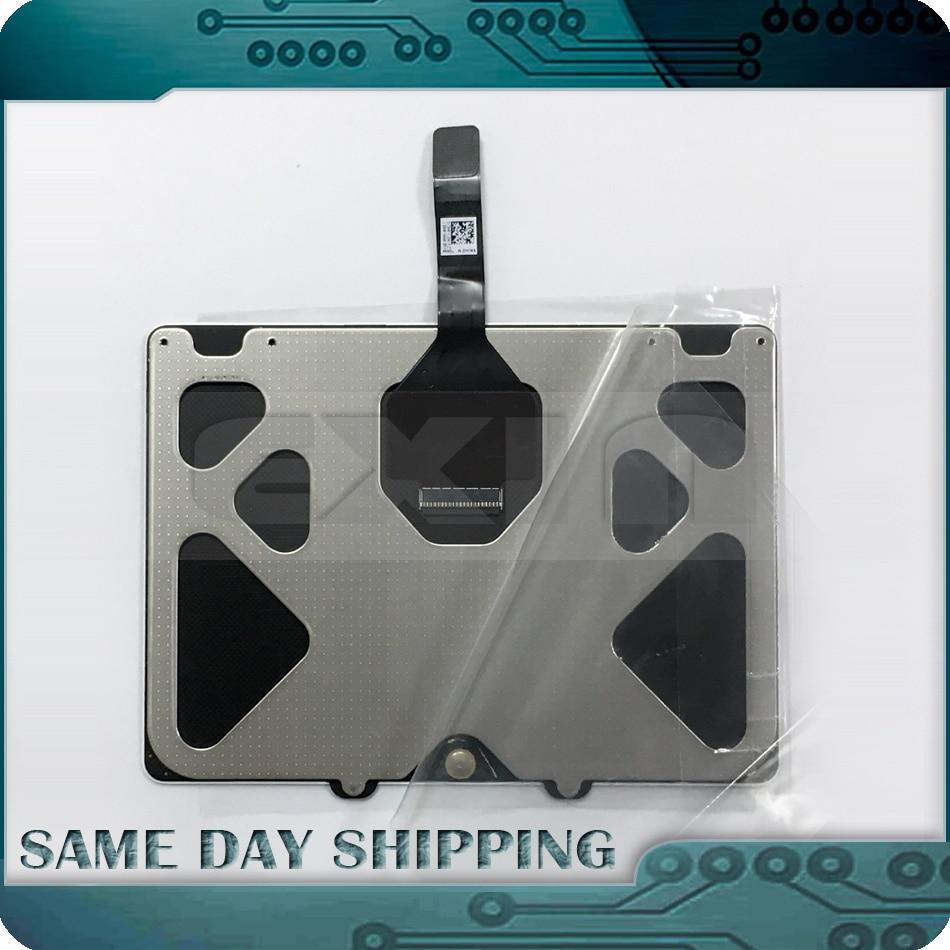 Original for Macbook 13 White Unibody A1342 Touchpad Trackpad w/ Flex Cable Late 2009 Mid 2010 MC207 MC516 EMC2350