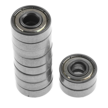10 Pieces Pro 608 Zz (ABEC-7) Roller Skate Bearing Skateboard Scooters