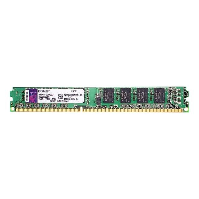 Kingston memoria ram ddr 3  ddr3 4GB 2GB DDR 3 8Gb PC3-10600 PC3-12800  DDR 3 1333MHZ 1600MHZ for desktop 4