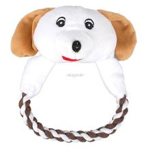 Adorable animal-themed Plush Toys for dogs