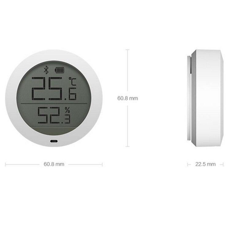 US $10 31 13% OFF Bundled Sale Xiaomi LCD Screen Digital Thermometer Mijia  Bluetooth Temperature Smart Humidity Sensor Moisture Meter Mi Home D5#-in