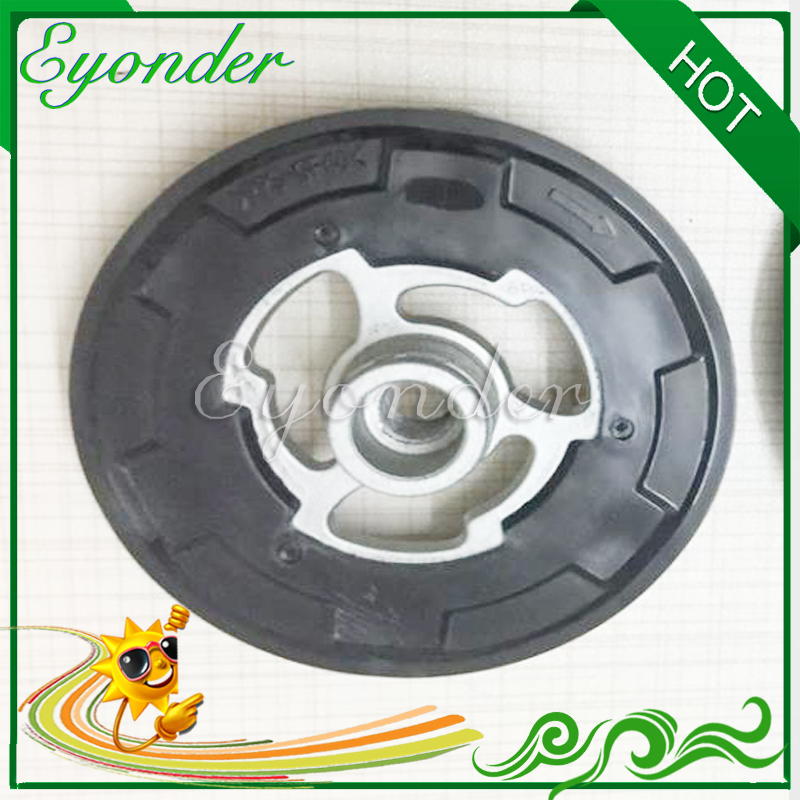 A/C AC Air Conditioning Compressor Magnetic Clutch Hub Plate with rubber set for Toyota Avensis Corolla Opel Corsa D PPS-GF40 A/C AC Air Conditioning Compressor Magnetic Clutch Hub Plate with rubber set for Toyota Avensis Corolla Opel Corsa D PPS-GF40
