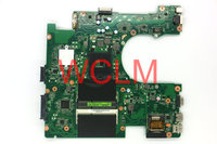 Free Shipping NEW Brand Original Laptop Motherboard U56E MAIN BOARD REV 2 2 60 N6KMB3000 C06