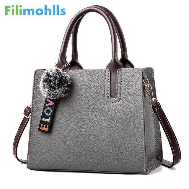 Women Designer Luxury Handbags 2018 Korean Version Of The New Trendy Fashion Pu Hand Bag