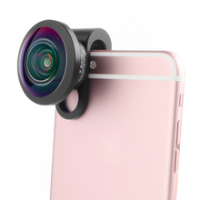 Full Screen Mobile Phone Lens 238 Degree Stereoscopic Photo Camera