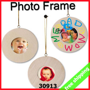 36pcs Art Sets Model Mini Photo Frame Kids Children Gift DIY Paint ...