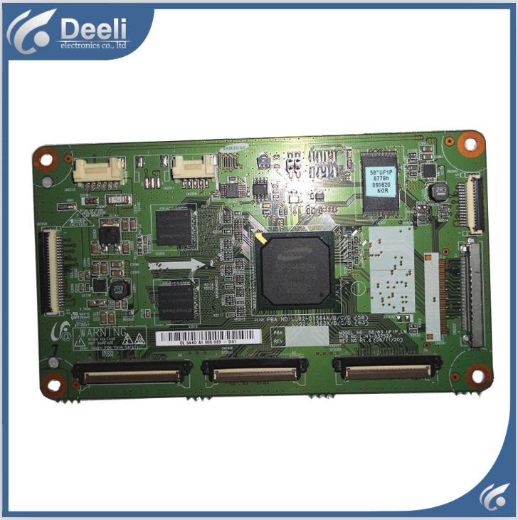все цены на  95% New original for S58FH-YB03 YD03 logic board LJ41-05752A LJ92-01564A LJ92-01563A on sale  онлайн