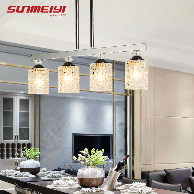 LED Pendant Chandeliers Lights For Kitchen Living room lampara techo colgante Dining room Chandelier Lamps kroonluchterLED Pendant Chandeliers Lights For Kitchen Living room lampara techo colgante Dining room Chandelier Lamps kroonluchter