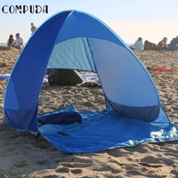 Good Deal Activing Free set up automatic speed open camping tent outdoor beach shade J18X10