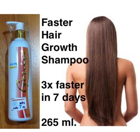 Fast hair growth shampoo reviews