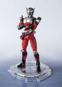 Image 2 - ของแท้ BANDAI SPIRITS S.H. Figuarts Masked Rider Ryuki Kamen Rider Ryuki   20 Kamen Rider เตะ Ver.   Action Figure