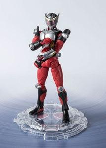 Image 2 - Genuine BANDAI SPIRITS S.H. Figuarts Masked Rider Ryuki Kamen Rider Ryuki  20 Kamen Rider Kicks Ver.  Action Figure