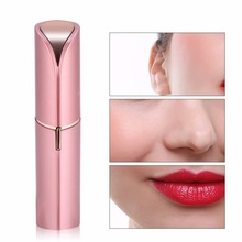Epilator Wax Finishing Touch Flawless Hair Remover Razor Women Body Face Electric Hair Removal Painless Lipstick Shaving Tool
