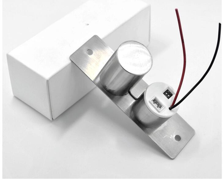 Dc12v Small Bolt Lock Unlocked Automatically When Power