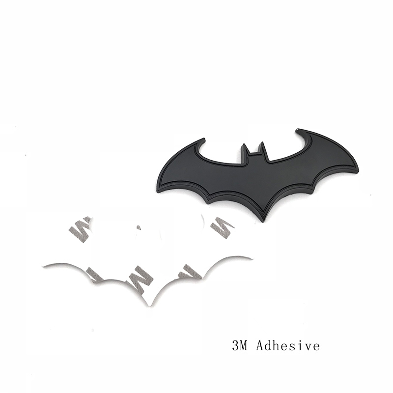 3D Car stickers decals 3d animals Metal Bats car logo badge badge Last logo stickers decals motorcycle Styling Car Styling