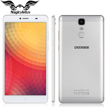 Original Doogee Y6 Max 4G LTE Mobile Phone 3GB RAM 32GB ROM 6.5 inch MTK6750T Octa core  Android 6.0 13MP Camera Cell Phone