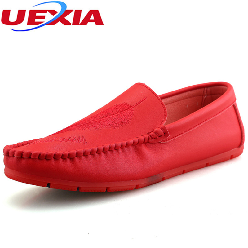 Summer Loafers New Casual Shoes Men Slip On Fashion Driver Comfort PU Leather Breathable High Quality Moccasins Zapatos hombres new casual men shoes loafers high quality faux suede leather fashion breathable male slip on light shoes men flats soft shoes