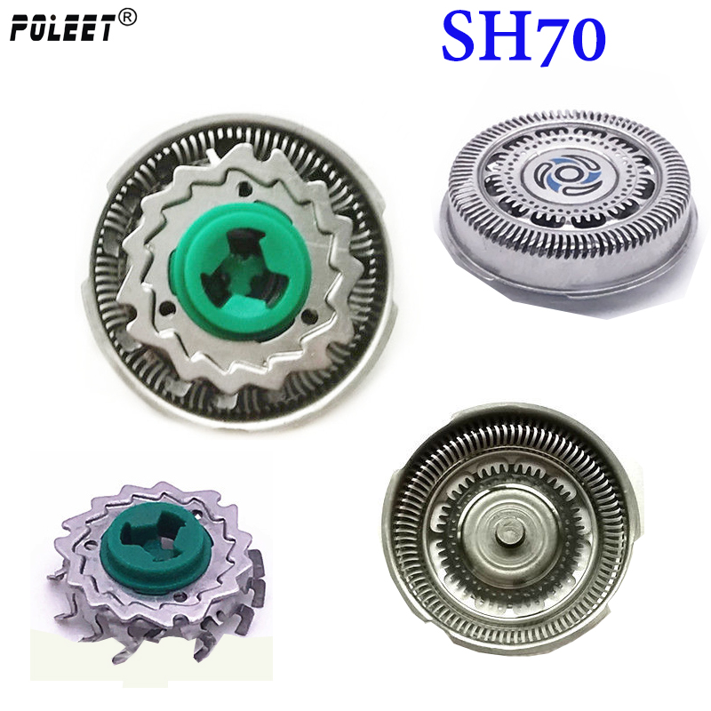 300 Set Lot SH70 Shaver Head Replacement For philips Razor Blade S700 S9031 S7000 S7010 S7310
