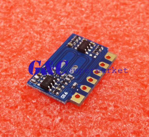 H5V4D 5V 433Mhz MINI Wireless Receiver Module ASK Remote Transceiver Passthrough ...