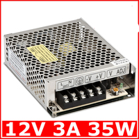 Electrical Equipment Supplies Power Supplies Switching Power Supply S Single Output Series S 35W 12V