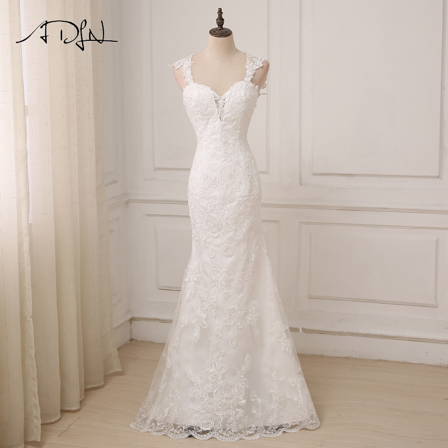 Buy adln cheap bridal dress real photo for Cheap wedding dress stores