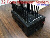 Xjx рекламные 32 Порты и разъёмы Wavecom Q2403 модель GSM модемный пул USB интерфейс