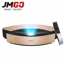 JMGO S1 Pro 4,000 ANSI Lúmenes Full HD Ultra Corto Focales Proyector Láser, Android 5, WIFI Bluetooth 4 K Proyector 3D Sin Gafas